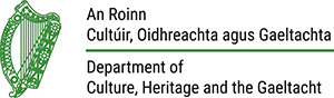 Department of Culture, Heritage and Gaeltacht Affairs Logo